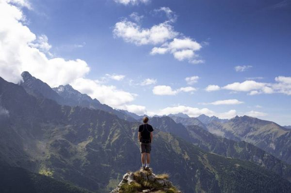 Amazing view at St. George peak