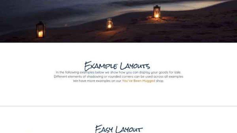 Candle Light Beach