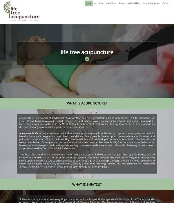 Lifetree Acupuncture