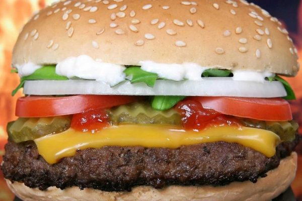 Only the best juicy succulent 100% beef is used in our burgers