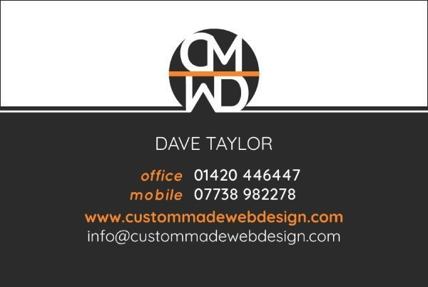 We design business cards for small businesses and startup companies, reflecting the theme of your website. Printing and delivery is available.