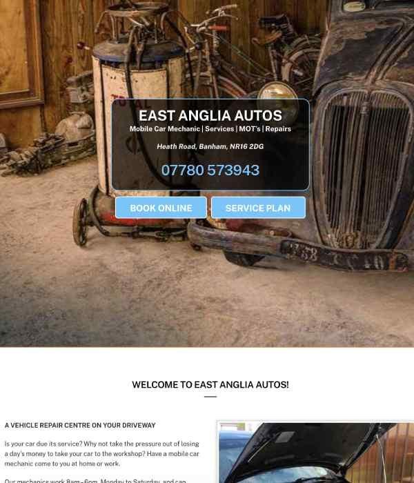East Anglia Autos